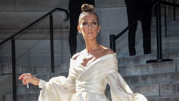 Топ-3 самые смелые образы Селин Дион в Париже