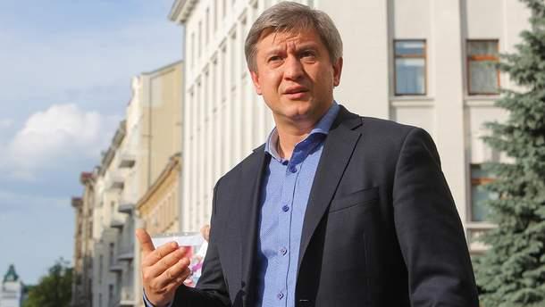Секретарь СНБО Александр Данилюк