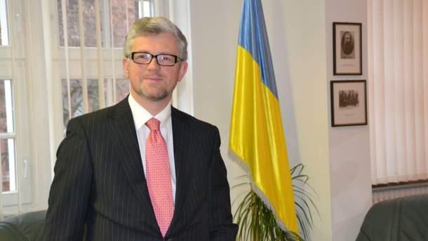 Посол України в ФРН Андрій Мельник