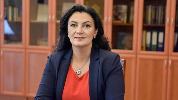 Саміт Україна-ЄС в Києві: Іванну Климпуш-Цинцадзе не включили до списків на саміт