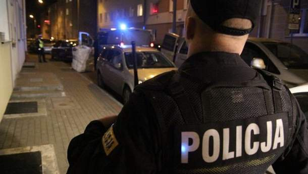 Польські правоохоронці
