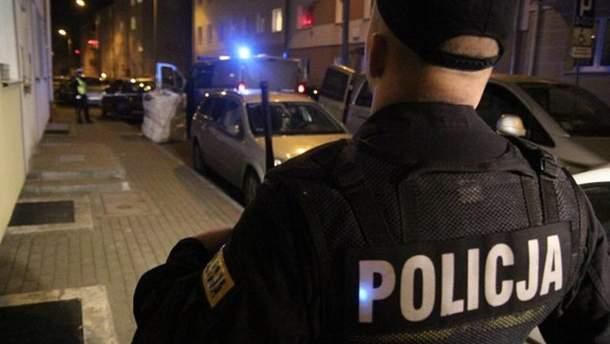 Польские правоохранители