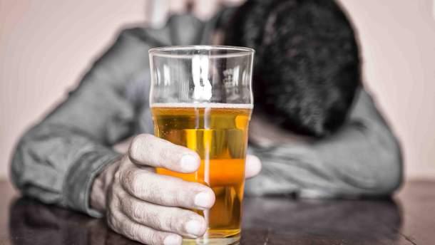 Алкоголь небезпечніший за наркотики