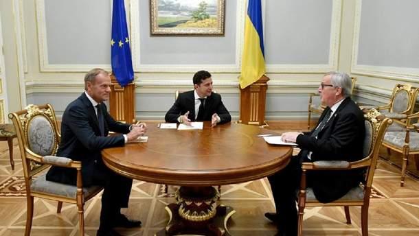 Саммит Украина - ЕС 8 июля 2019 в Киеве: содержание подписаных документов