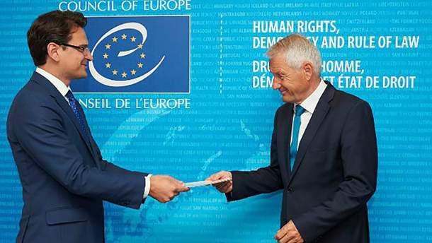 Украина имеет план действий, чтобы противостоять России в ПАСЕ