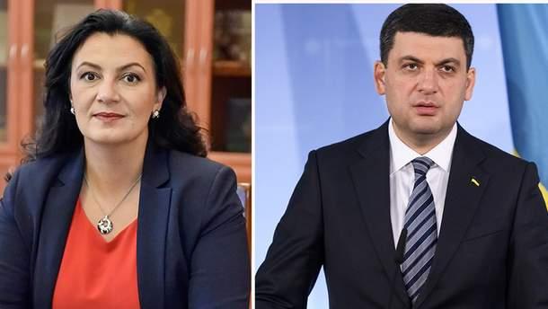 Почему Климпуш-Цинцадзе не пустили на саммит Украина-ЕС