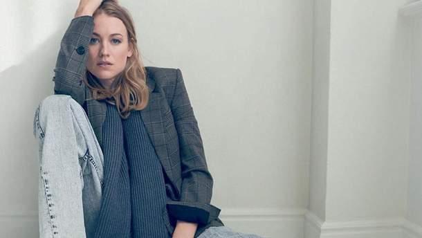 Ивонн Страховски для Elle Australia