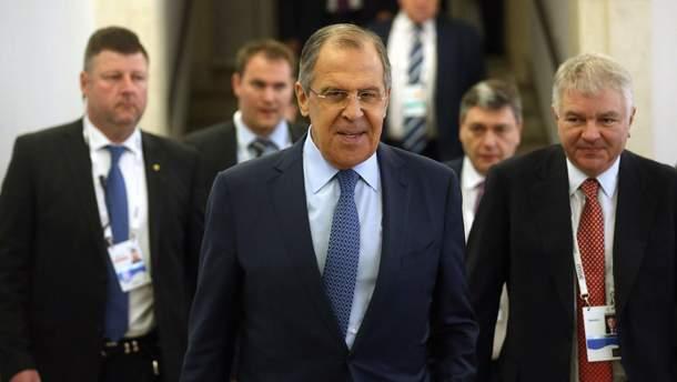 МЗС Росії готове розглянути пропозиції Зеленського про саміт щодо Донбасу та Криму