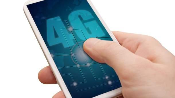 4G покрытие