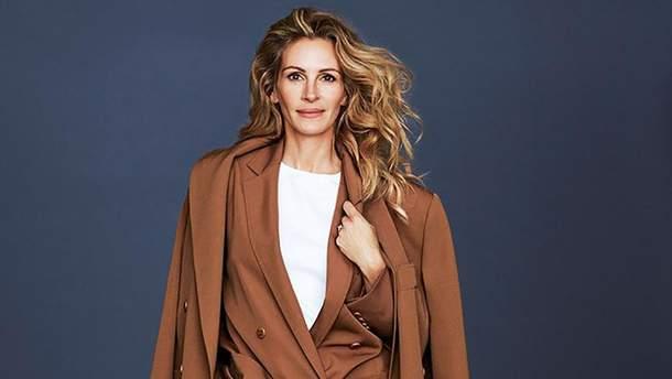 Джулия Робертс для Marie Claire Australia