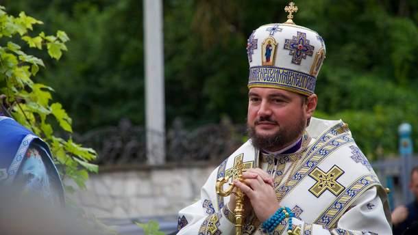 Митрополит ПЦУ А. Драбинко прокомментировал переход прихода Морозовки в УПЦ МП