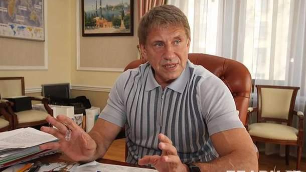 Игорь Насалик во всем обвиняет львовского бизнесмена Петра Дыминского