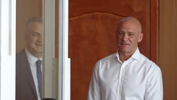 Одеського міського голову Геннадія Труханова виправдали