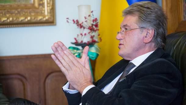 Печерский суд не разрешил арестовать имущество Ющенко