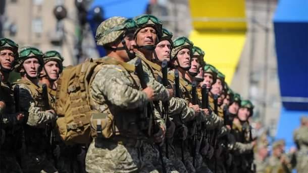 Українська армія наближається до стандартів НАТО