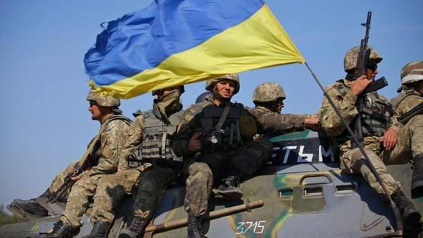 На Донбассе погиб украинский военный, много раненых