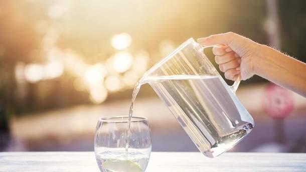 Чому не пити воду шкідливо