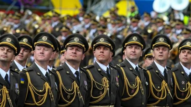 Зеленський ухвалив рішення не проводити військовий парад на День Незалежності