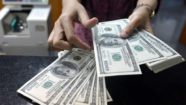 Наличный курс валют - курс доллара и евро на 11 июля 2019