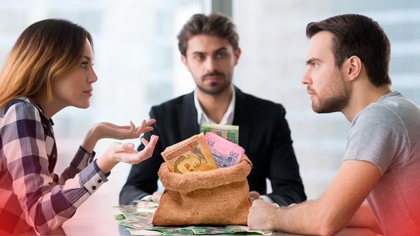 Чи треба платити чоловікові аліменти дружині після розлучення