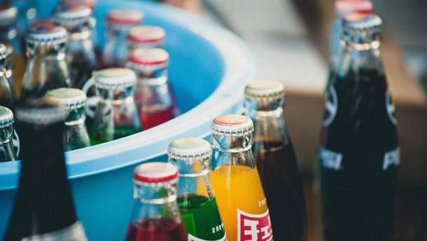 Сладкие напитки могут вызвать рак