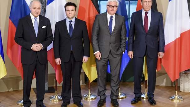 """""""Нормандська четвірка"""" збереться 12 липня у Парижі"""