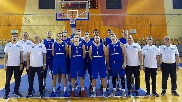 Студентська збірна України з баскетболу