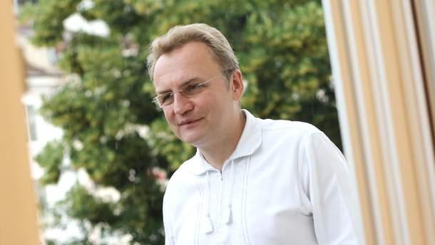 Садовий прокоментував скандальний телеміст між Україною та Росією