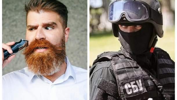 Закарпатським працівникам СБУ заборонили носити бороди і вуса