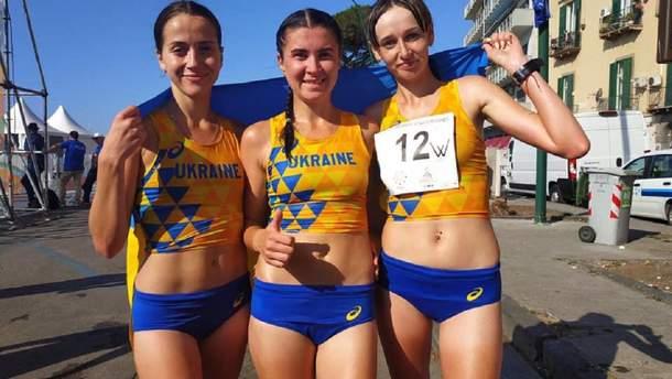 Сборная Украины завоевала очередную медаль на летней Универсиаде