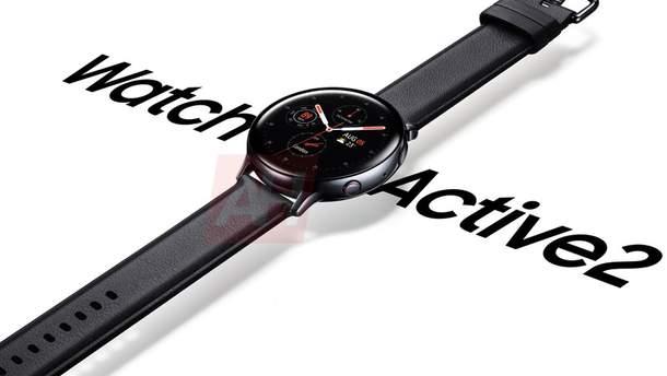 Розумний годинник Galaxy Watch Active 2.