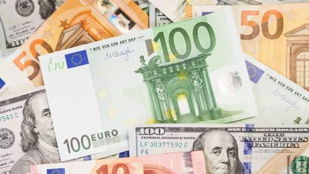 Курс доллара, евро – курс валют НБУ на 15 июля 2019