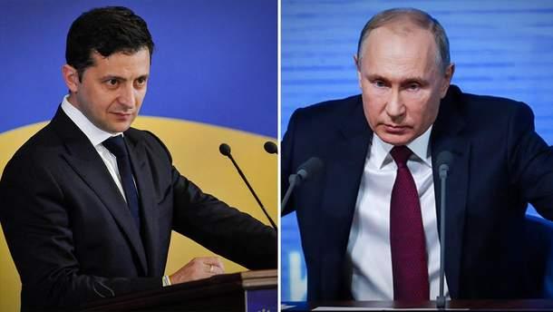 Берлин приветствовал телефонные переговоры Зеленского с Путиным