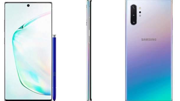 Samsung Galaxy Note10: ціна