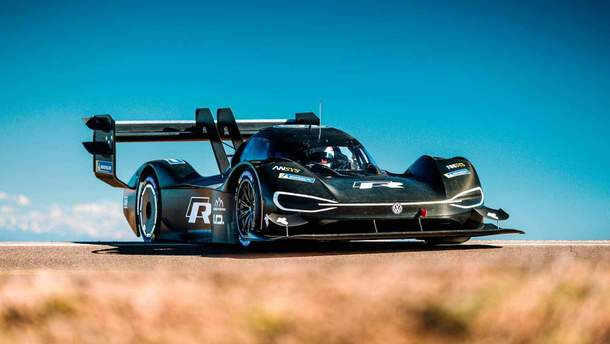 Volkswagen ID R побил 20-летний рекорд скорости