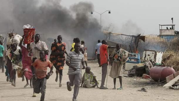 Як влада Судану розстрілювала жителів країни: шокуюче відео
