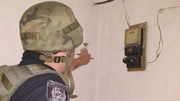 На Луганщине оккупанты обстреляли жилой дом