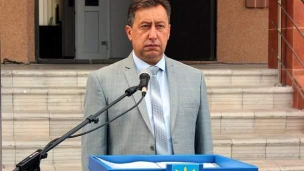 Віталій Комарницький хоче відновити Сєвєродонецький аеропорт для власної вигоди