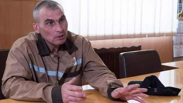 В'язень Кремля Литвінов розповів про катування в колоніях РФ