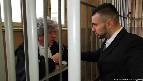 Нацгвардейца Маркива приговорили к 24 годам тюрьмы