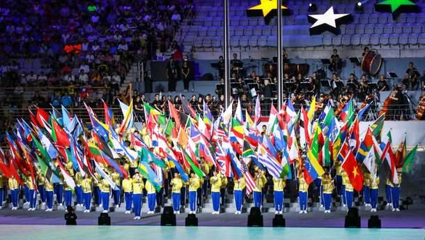 Результаты сборной Украины на Универсиаде-2019
