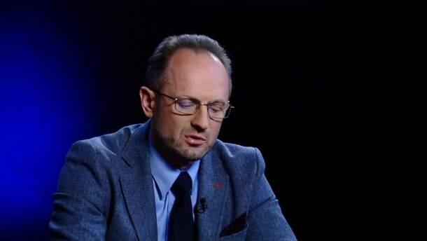 Безмертний пояснив, чому Росії вигідне зняття блокади з Донбасу