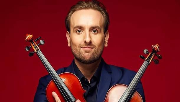 "Олександр Божик: ""Найважче для скрипаля – ламати стереотипи"""