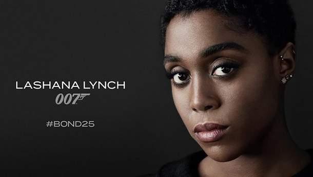 Лашана Лінч отримає кодове ім'я 007