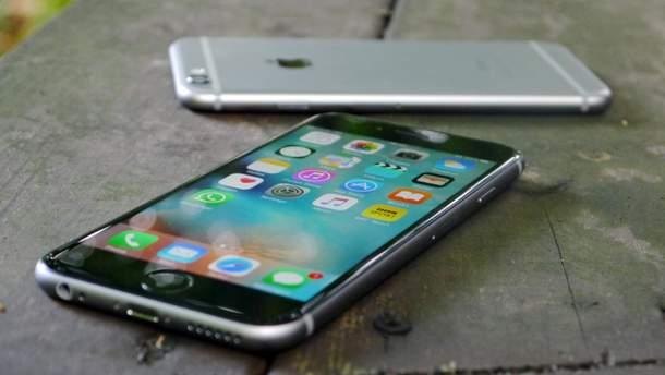 iPhone 6 взорвался в руках ребенка