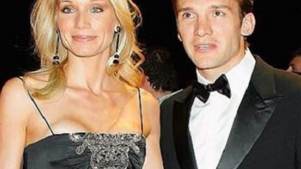 Шевченко в сімейному колі відсвяткував 15-річчя весілля з Крістен Пазік: милі фото