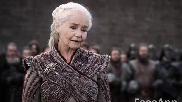 """FaceApp і """"Гра престолів"""": як головні герої виглядали би в старості – кумедна фотопідбірка"""