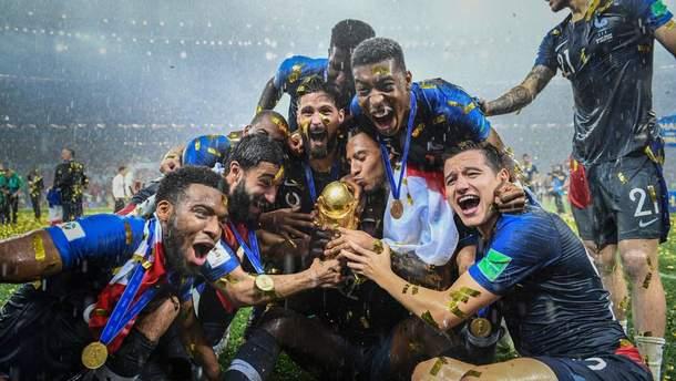 Хорватське диво та безглуздий ляп Льоріса – рік тому Франція виграла чемпіонат світу: відео
