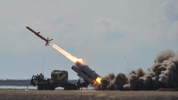 "Український ракетний комплекс ""Нептун"" успішно випробували"