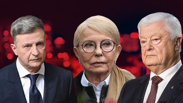 Седовласый Вакарчук и морщинистый Зеленский: каким политики будут в старости – фотопредположение